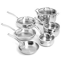 Macy's Tools of the Trade Belgique 12 Piece Stainless Steel Exclusive Set