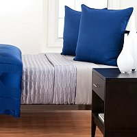 "Hotel Collection ""Links"" Three-Piece Coverlet Set"