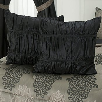430-965 - North Shore Linens™ ''New Haven'' Euro Sham Pair