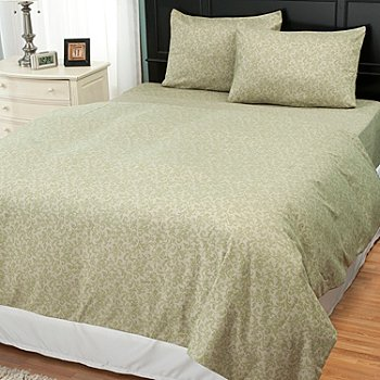 430-978 - Cozelle® ''Pompeii'' Microfiber Three-Piece Duvet Set