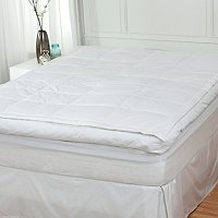 "North Shore Linens 5"" Down Pillowtop Feather Bed"