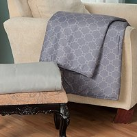 "Cozelle ""Camille"" Set of 2 Throws"