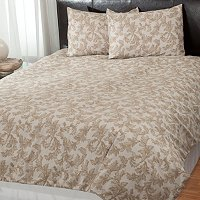 "Cozelle ""Acanthus"" 3pc Duvet Set"