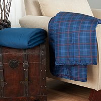 "Cozelle ""Vaughn"" Set of 2 Throws"