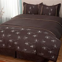 """Leah"" 4pc Comforter Set"