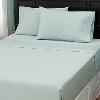 431-037 - North Shore Linens™ 1000TC Egyptian Cotton Sateen Four-Piece Sheet Set
