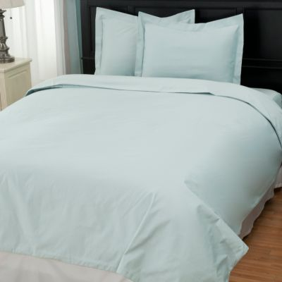 431-041 - North Shore Linens™ 1000TC Egyptian Cotton Three-Piece Duvet Set