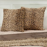 Charter Club Set of Two Faux Fur Decorative Pillows