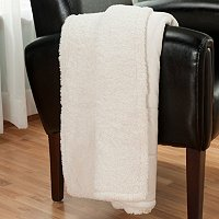 Charter Club Micromink Reversible Sherpa Throw