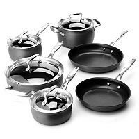 Macy's Belgique Hard Anodized 10 Piece Exclusive Cookware Set