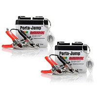 Porta-Jump Universal Emergency Car Battery Booster set of 2