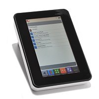 Key Ingredient Touchscreen Digital Recipe Reader w/ Wi-Fi