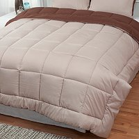 Cozelle Reversible Down Alternative Comforter