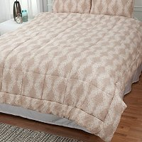 "Cozelle ""Sonata"" Printed Down Alternative Comforter"