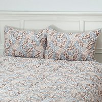 "Cozelle ""Meadow"" Printed Sham Pair"