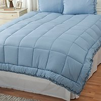 Cozelle Embroidered Down Alternative Comforter