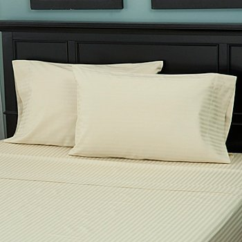 431-229 - North Shore Linens™ 600TC Egyptian Cotton SureSoft™ Pillowcase Pair