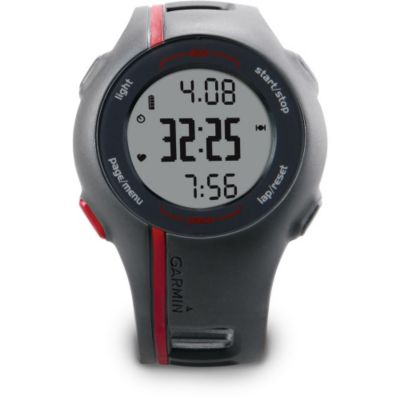 431-292 - Garmin FORERUNNER110 Men's GPS Enabled Fitness Watch w/ Heart Rate Monitor