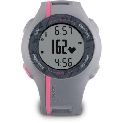 431-293 - Garmin FORERUNNER110 Women's GPS Enabled Fitness Watch w/ Heart Rate Monitor