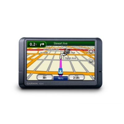 "431-304 - Garmin NUVI465LMT 4.3"" Bluetooth Truck GPS w/ Lifetime Maps & Traffic"