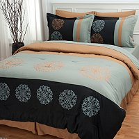 Cozelle Royal Garden 8pc Bedding Ensamble
