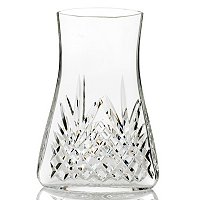 "WATERFORD CRYSTAL FINNAGAN 9"" VASE"
