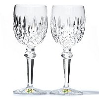 WATERFORD CRYSTAL KEANE WINE PAIR