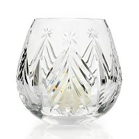 WATERFORD CRYSTAL HOLIDAY VOTIVE