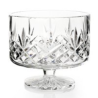 "WATERFORD CRYSTAL 5"" FOOTED BOWL"