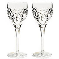 WATERFORD CRYSTAL BRANNA SHERRY PAIR