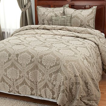 431-349 - North Shore Linens™ ''Jillian'' Five-Piece Bedspread Set