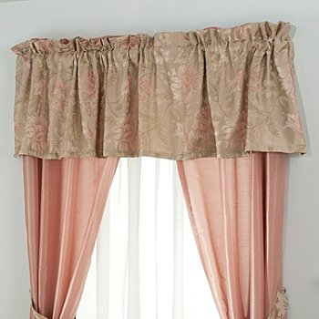 431-368 - North Shore Linens™ ''Legacy Rose'' Valance