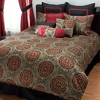 """Nairobi"" 10pc Bedding Ensamble"