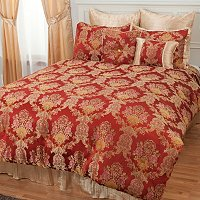 """Annalee"" 8pc Bedding Ensamble"