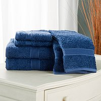 550 GSM 6-Piece Towel Set