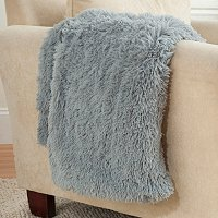 "Alpine Faux Fur 50"" x 60"" Throw"