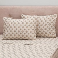 """Westbrooke"" Printed Pillow Case Pair"