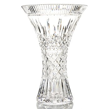 431-558 - House of Waterford® Lismore 14'' Cathedral Vase