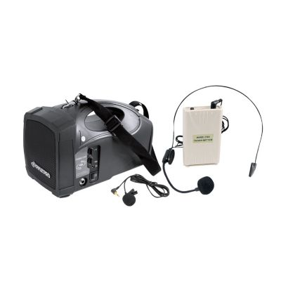 431-670 - Pyle Portable PA Wireless Speaker System Amplifier w/ Belt Pack