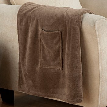 431-727 - Cozelle® 90'' x 22'' Plush Reader's Wrap