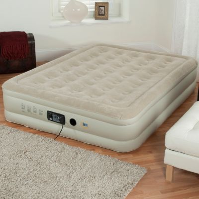 "431-853 - Serta® Perfect Sleeper® 15"" Profile Air Mattress w/ Insta III Pump"