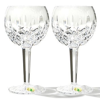 431-890 - Waterford® Crystal Classic Lismore Set of Two Glasses