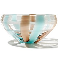 "EVOLUTION BY WATERFORD ESPRESSO SWIRL 10"" BOWL"