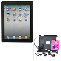 new ipad (w/ accessory bundle #2)