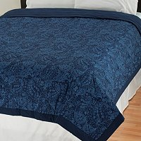 Cozelle Reversible Microfiber Down Alternative Blanket