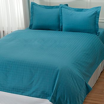 431-982 - North Shore Linens™ 600TC Egyptian Cotton SureSoft™ 3-Piece Duvet Set