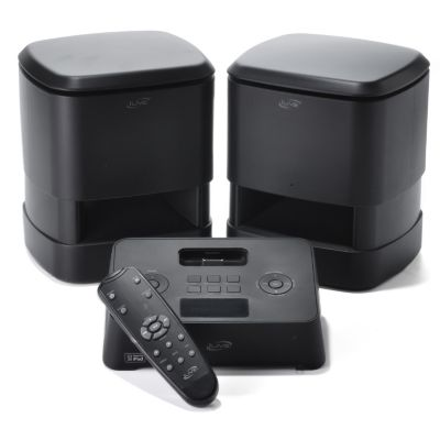 432-020 - iLive® Wireless iPod® Dock & Speaker Pair