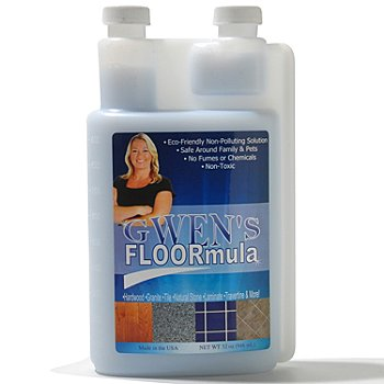 432-054 - Gwen's FLOORmula 32 oz. Non-Toxic Floor Cleaner