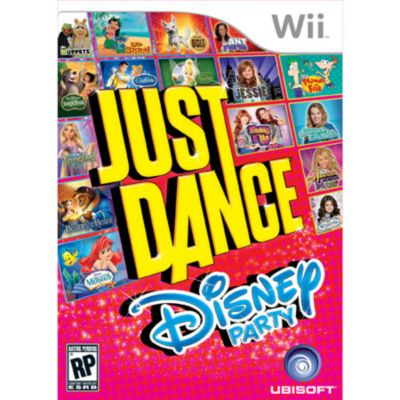 432-346 - Just Dance Disney Party Nintendo Wii Game