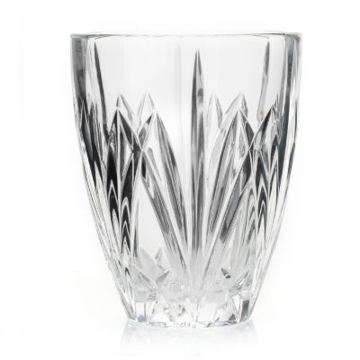 "432-361 - Marquis® by Waterford® Brookside 5.5"" Crystalline Hurricane Vase"